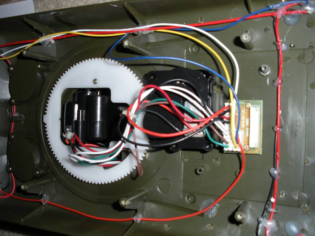 Picture Of The 2 4ghz Mato Sherman Hull Wiring