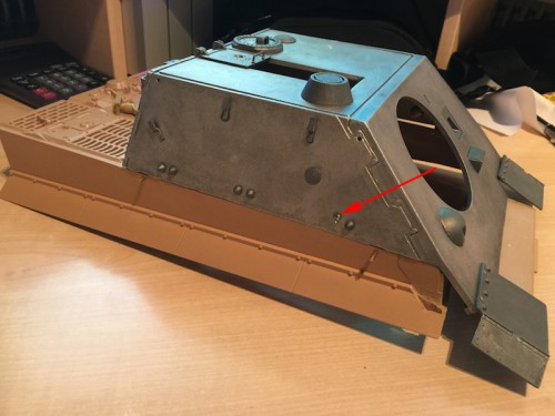 how to build toro oe826