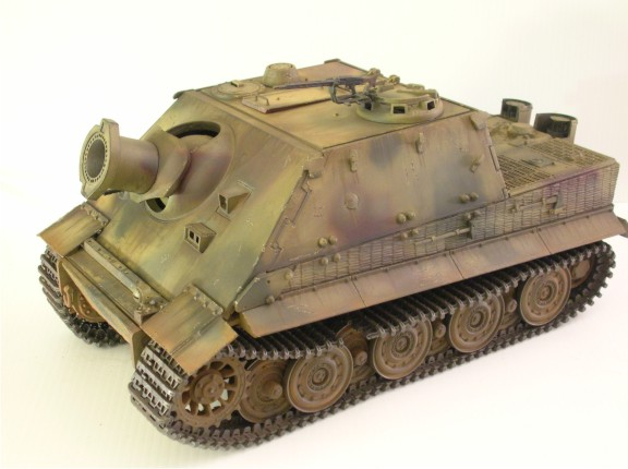 Michael's Assault Tiger File