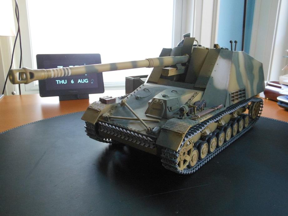 oferować rabaty najnowszy projekt nowe obrazy Resin hull conversion - RC Tank Warfare