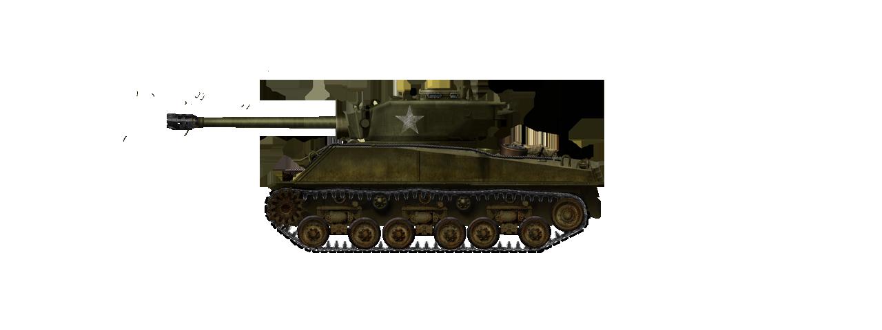 Fictonal Sherman variants  - RC Tank Warfare