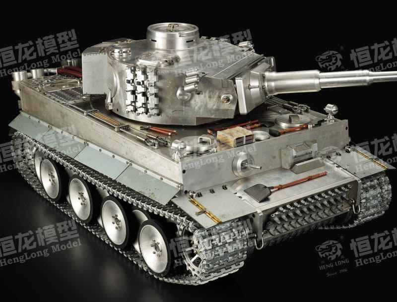 HL Tiger In One Eight Scale