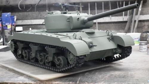 Zlojmoderator russian experimental tanks zma sex 15