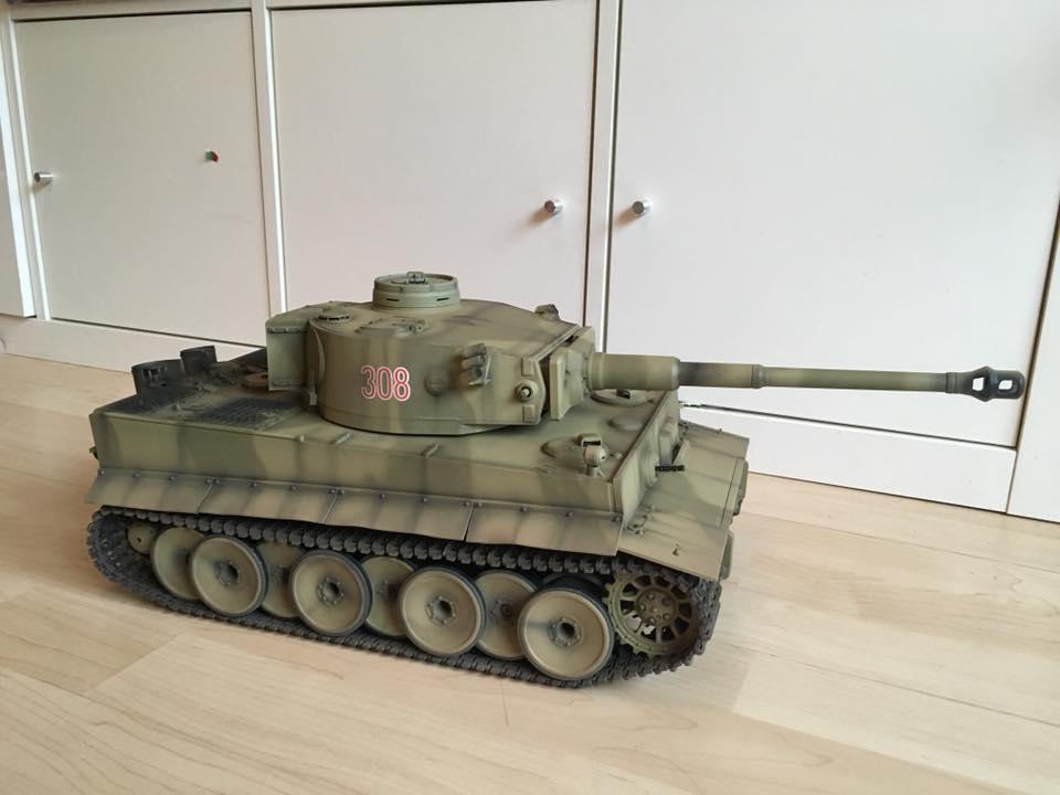 My Tiger - RC Tank Warfare