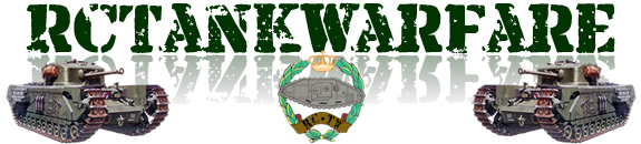 RC Tank Warfare Logo